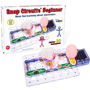 Snap Circuits Snap Circuit Beginner Kit
