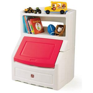 Lift & Hide Bookcase