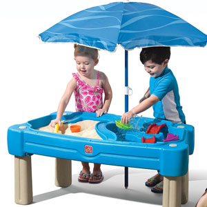 Cove Sand and Water Table