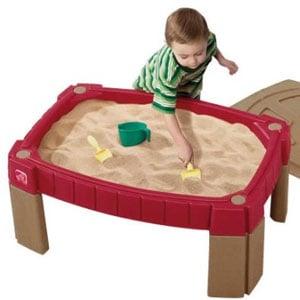 Playful Sand Table