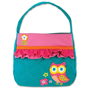 Girls' Quilted Purse
