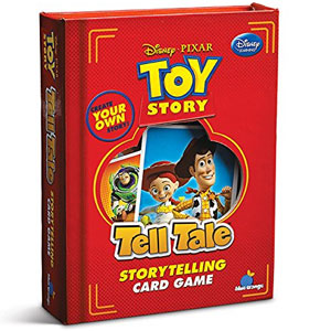 Tell TaleToy Story Game