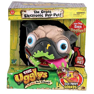 Pug Electronic Pet Dog