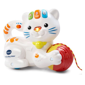 VTech Pull and Sing Kitten