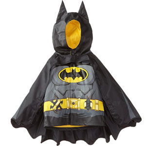 Batman Everlasting Rain Coat