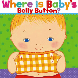 Where Is Babys Belly Button?