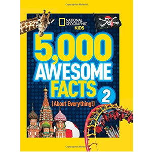 5,000 Awesome Facts