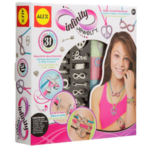 ALEX Toys Do-it-Yourself Wear Infinity Jewelry Kit