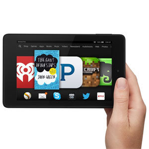Kindle Fire HDX 6