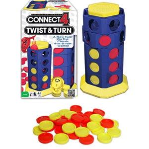 Connect 4 Twist & Turn