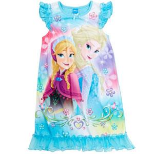 Disney Sparkly Frozen Nightgown