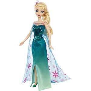 Disney Frozen Fever Elsa Doll
