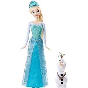 Elsa and Olaf Doll Gift Set