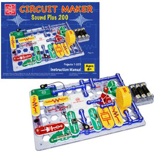 Elenco Circuit Maker 200 Sound Plus