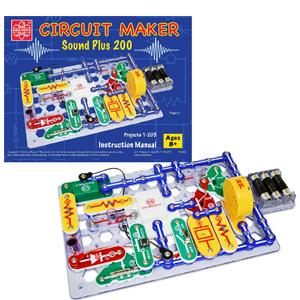 Elenco Circuit  200 Sound