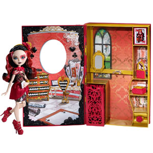 Ever After High Lizzie BooK