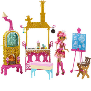 Ever After High Sugar Kitchen