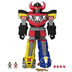 Fisher-Price Imaginext Power Rangers Megazord