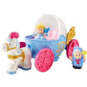 Fisher-Price Cinderellas Coach