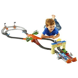 Fisher-Price Thomas & Percys Railway Race