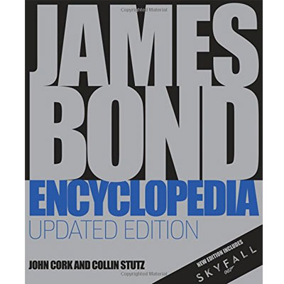 James Bond Encyclopedia Gift For Movie Lovers