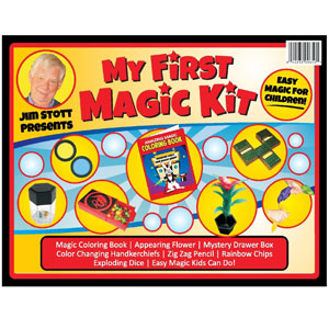 Jim Stott My First Magic
