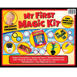 Jim Stott My First Magic Kit