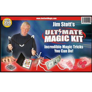 Jim Stotts Ultimate Magic Kit