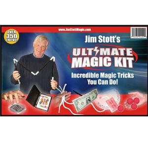 Jim Stott's Ultimate Magic Kit