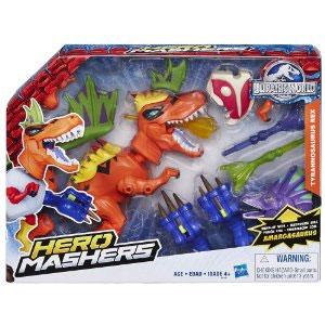Hero Mashers T-Rex Figure