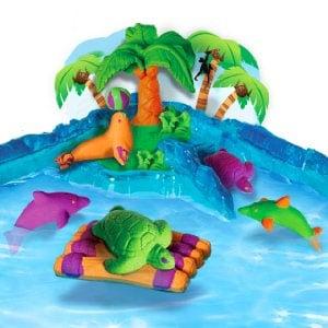 Kinetic Sand Float