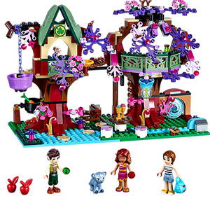 LEGO Elves The Elves' Treetop Hideaway