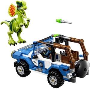 LEGO Jurassic Dilophosaurus