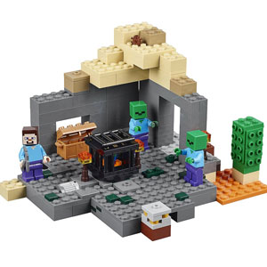 LEGO Minecraft Dungeon