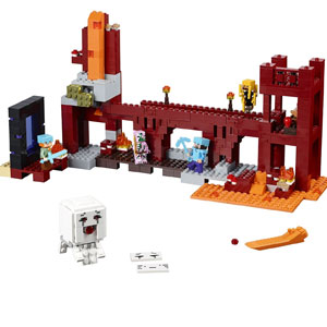 LEGO MinecraftNether Fortress