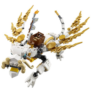 LEGO Ninjago 70734 Master WU Dragon Ninja