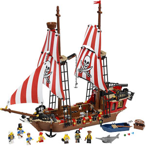 LEGO Pirates Brick Bounty