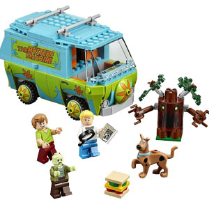 LEGO Scooby-Doo Mystery Machine