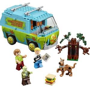 LEGO Scooby-Doo Mystery Machine