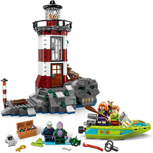 LEGO Scooby-Doo Lighthouse