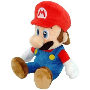 Little Buddy Toys Nintendo Official Super Mario Plush
