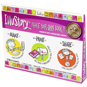 Lulu Jr. Illustory  Craft Kit