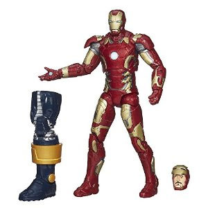 Marvel Legends Infinite Series Iron Man Mark 43