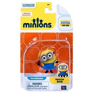 Minions Movie  Bob Mini Figure