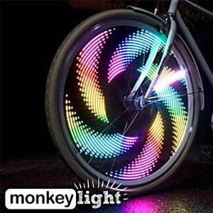 Monkey Bike Wheel Light M232
