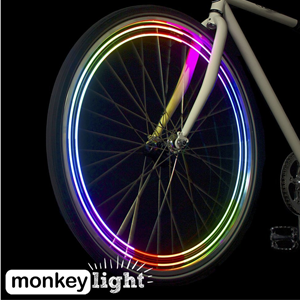 MonkeyLectric Bike Light