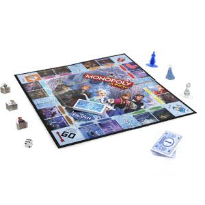 Monopoly Jr Frozen Edition