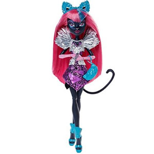 Monster High Boo York, Boo York Catty Noir Doll