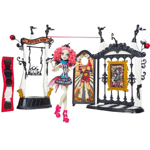 Monster High Circus Scare