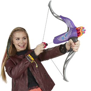 Nerf Rebelle Strongheart Bow